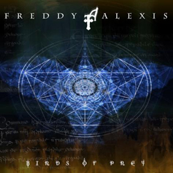 Freddy Alexis - »Birds Of Prey«-Cover