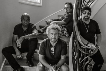 Sammy Hagar & THE CIRCLE-Newshot