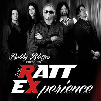 Bobby Blotzer presents THE RATT EXPERIENCE-Newshot