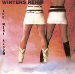 WINTERS REIGN - »The Minialbum«-Cover