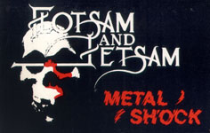 FLOTSAM AND JETSAM-Democover