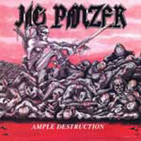 JAG PANZER-Cover: »Ample Destruction« [METALCORE]