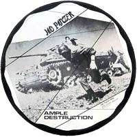 JAG PANZER-Picture Disc: »Ample Destruction« [AZRA]