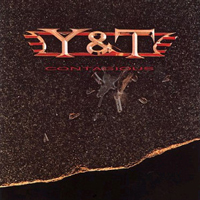 Y&T-Cover: »Contagious«