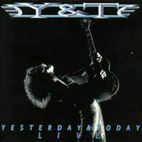 Y&T-Cover: »Live«